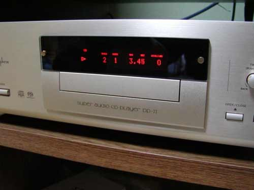 ACCUPHASE DP-77 - $6.600
