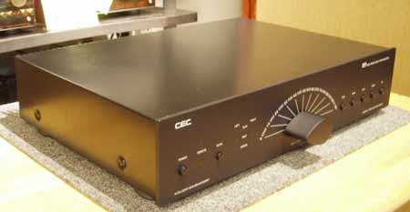 C.E.C. AMP-3300