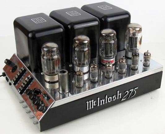 McINTOSH MC-275Vintage